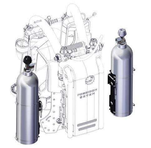 Poseidon Cylinder QMR